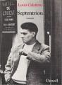 Couverture Septentrion Editions Denoël (Romans français) 1983