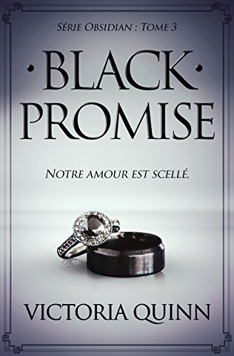 Couverture Obsidian, tome 3 : Black promise