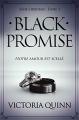 Couverture Obsidian, tome 3 : Black promise Editions Autoédité 2018