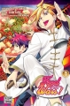 Couverture Food wars !, tome 15 Editions Delcourt/Tonkam (Shonen) 2017