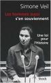 Couverture Les hommes aussi s'en souviennent : Une loi pour l'histoire Editions Stock 2004