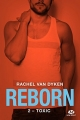 Couverture Reborn, tome 2 : Toxic Editions Milady 2016