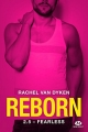 Couverture Reborn, tome 2.5 : Fearless Editions Milady 2018