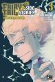 Couverture Fairy Tail : Side stories, tome 3 : L'éclair de la grande foudre Editions Pika (Shônen) 2017