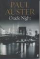 Couverture La nuit de l'oracle Editions Faber & Faber 2004