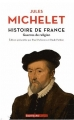 Couverture Histoire de France, tome 9 : Guerres de religion Editions Des Equateurs (Histoire) 2008