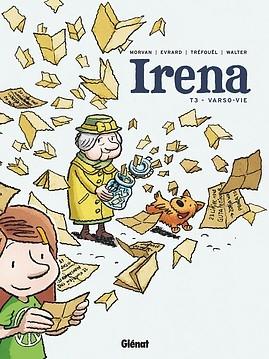 Couverture Irena, tome 3 : Varso-vie