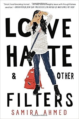 Couverture Love, Hate & Other Filters