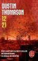 Couverture 12:21 Editions Le Livre de Poche 2012