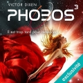 Couverture Phobos, tome 3 Editions Audible Studios 2016