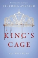 Couverture Red queen, tome 3 : King's Cage Editions Orion Books 2017