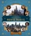 Couverture Le monde des sorciers de J.K. Rowling : La magie du cinéma, tome 1 : Héros extraordinaires et lieux fantastiques Editions Walker Books 2016