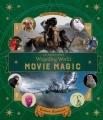 Couverture Le monde des sorciers de J.K. Rowling : La magie du cinéma, tome 2 : Créatures fascinantes Editions Walker Books 2017
