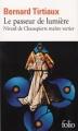 Couverture Le passeur de lumière Editions Folio  1995