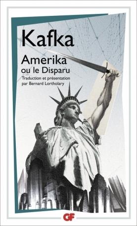 Couverture L'Amérique / Amerika ou Le disparu