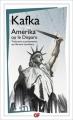 Couverture L'Amérique / Amerika ou Le disparu Editions Flammarion (GF) 2012