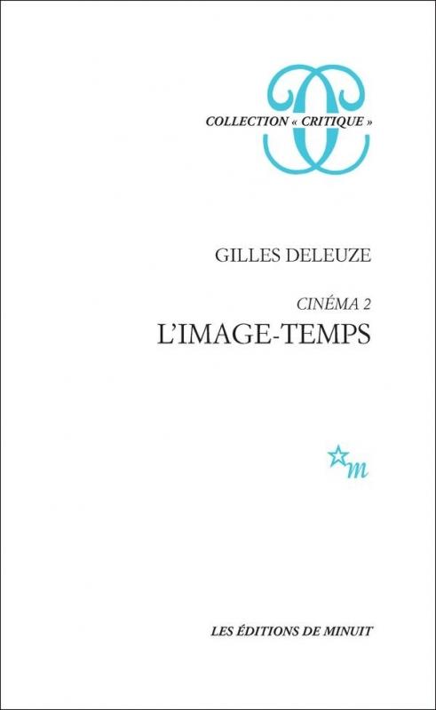 Couverture Cinéma, tome 2 : L'image-temps