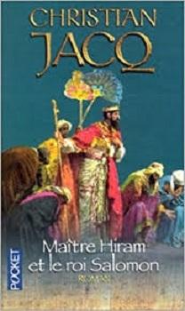 Couverture Maître Hiram et le roi Salomon
