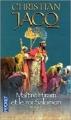 Couverture Maître Hiram et le roi Salomon Editions Pocket 2001