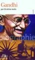 Couverture Gandhi Editions Folio  (Biographies) 2006