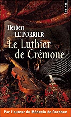 Couverture Le luthier de Crémone