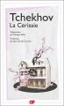 Couverture La cerisaie Editions Flammarion (GF) 2017