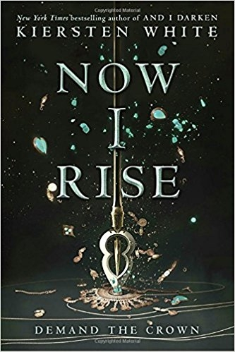 Couverture The Conquerors, book 2: Now I Rise