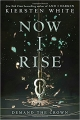 Couverture The Conquerors, book 2: Now I Rise Editions Random House (Canada) 2017