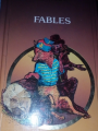 Couverture Fables Editions La Fontaine au Roy (Arpège Junior) 1989