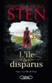 Couverture L'île des disparus, tome 1 : La fille de l'eau Editions Michel Lafon (Jeunesse) 2018