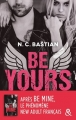 Couverture Be yours Editions Harlequin (&H) 2018