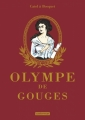 Couverture Olympe de Gouges Editions Casterman (Écritures) 2013
