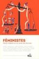 Couverture Féministes - Récits militants sur la cause des femmes Editions Vide Cocagne 2018