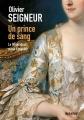 Couverture Un prince de sang : La Pompadour mène l'enquête Editions Marabout 2016