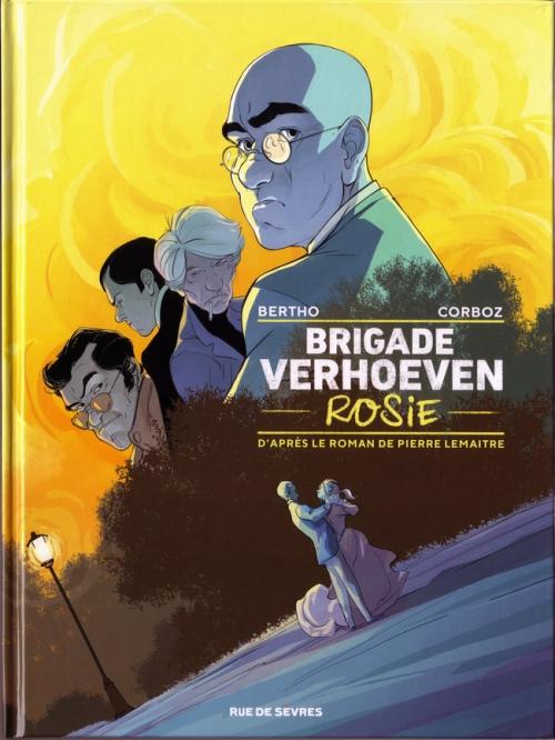 Couverture Brigade Verhoeven, tome 1 : Rosie