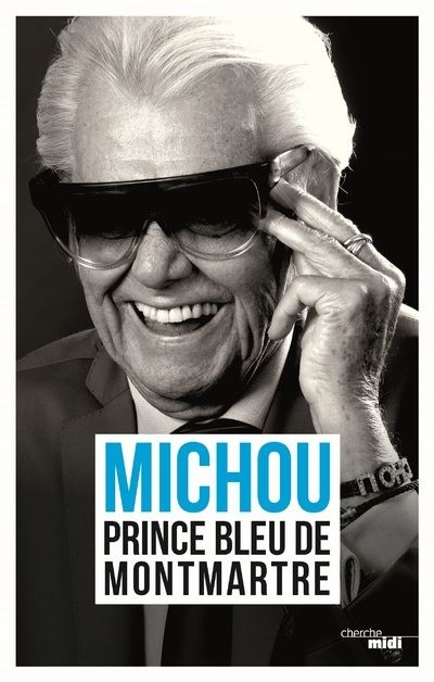 Couverture Prince bleu de Montmartre