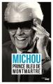 Couverture Prince bleu de Montmartre Editions Cherche Midi 2017
