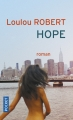Couverture Hope Editions Pocket 2018