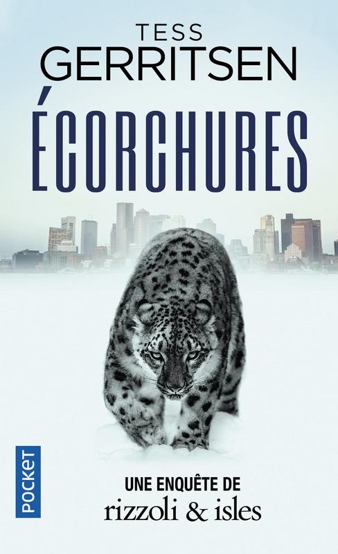 Couverture Ecorchures