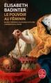 Couverture Le pouvoir au féminin Editions Le Livre de Poche 2018