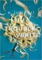 Couverture Trouble vérité Editions Gallimard  (Jeunesse) 2018