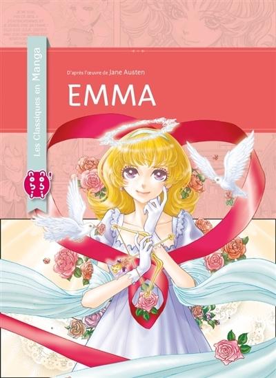 Couverture Emma (manga)