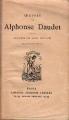 Couverture Lettres de mon moulin Editions Alphonse Lemerre 1952