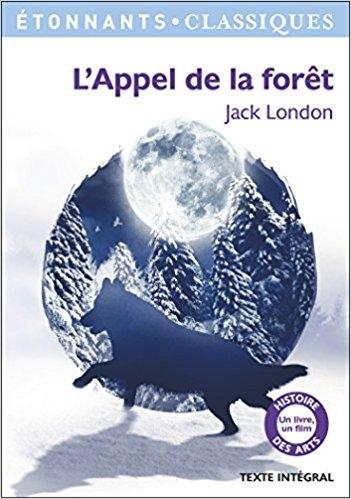 Couverture L'Appel de la forêt / L'Appel sauvage