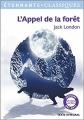 Couverture L'Appel de la forêt / L'Appel sauvage Editions Flammarion (GF - Etonnants classiques) 2018
