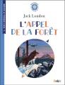 Couverture L'Appel de la forêt / L'Appel sauvage Editions Belin 2016