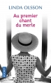 Couverture Au premier chant du merle Editions Pocket 2018