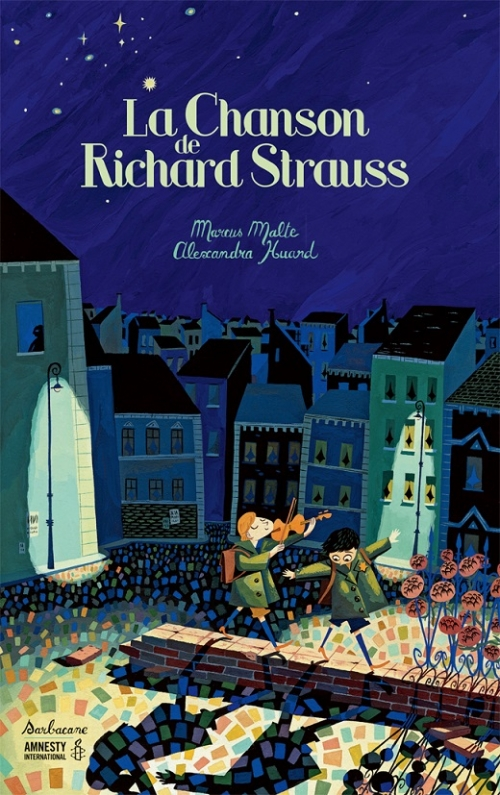 Couverture La chanson de Richard Strauss