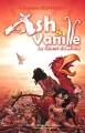 Couverture Ash & Vanille, tome 2 : Le chant du Mana Editions Autoédité 2014