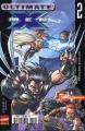 Couverture Ultimate X-Men, tome 01 : L'homme de demain Editions Marvel 2001